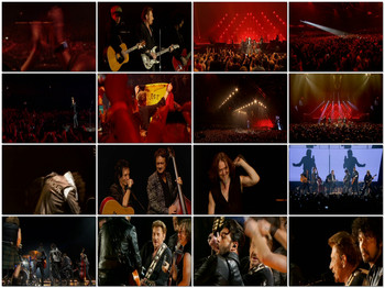 Johnny Hallyday - Rester Vivant Tour (2016) [ DVD9]