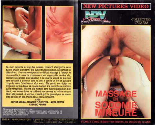 Massage en sodomie mineure (1979)