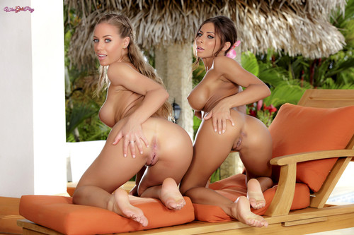 Madison Ivy & Nicole Aniston - All Wet For You