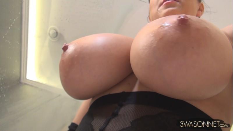 Ewa Sonnet   Big Naturals Wet & Tied FullHD 1080p