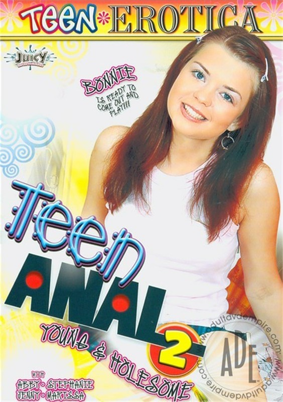 Teen Anal 2 Young & Holesome (Teen Erotica)