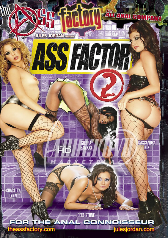 Ass Factor 2 (JULES JORDANS ASS FACTORY)