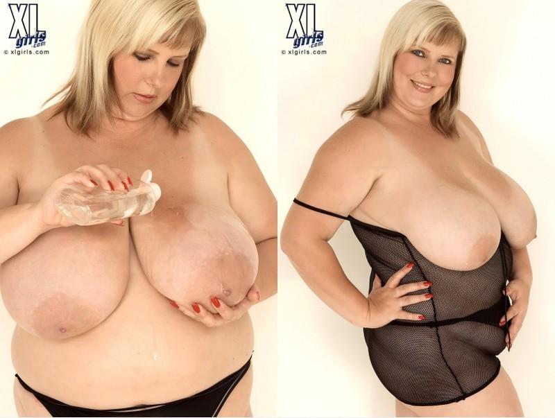June Kelly aka Bessi Banek   Oils Giant Tits