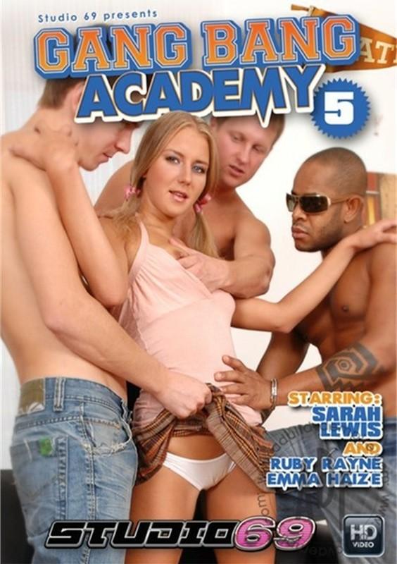 Gang Bang Academy 5 (Devil's Film)