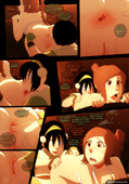 SILLYGIRL - TOPH VS TY LEE FROM AVATAR THE LAST AIRBENDER