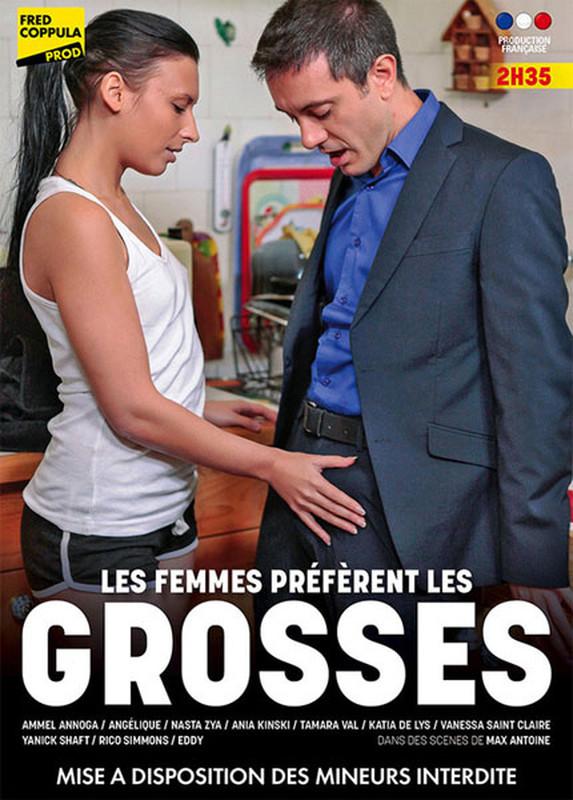 Les Femmes Preferent Les Grosses (2016/Fred Coppula/WEBRip/HD)