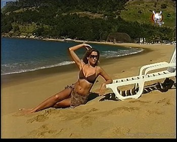 Andrea Frigerio hot milf in bikini