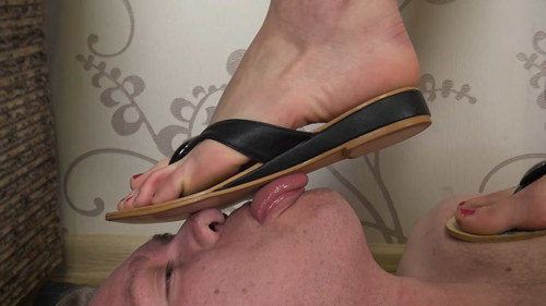 Veronika - sandals trampling Full HD