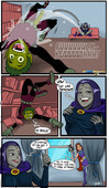Mavruda - Halloween with BB and Raven - Teen titans xxx comic