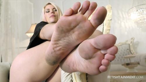 Miss Izzys filthy soles - FULL HD WMV