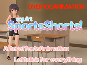 [Irman] Sports Shorts -Beginning Romance With Mikami-