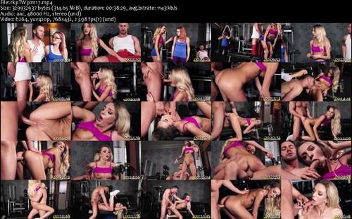 RK Prime - Tiffany Watson (Naughty Trainer)