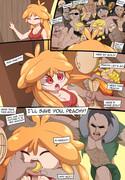 New furry comic by Mister Ploxy - Juizzy Fruit Teaser