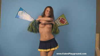 Kate P - Go Team, HD, 720p