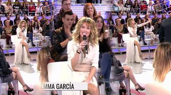 Núria Marín y Emma García luciendo piernas