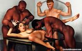CuckoldDreamer - Interracial Artwork Collection
