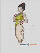 YASHIROART - INCEST MOM DRAGON BALL Z ONGOING