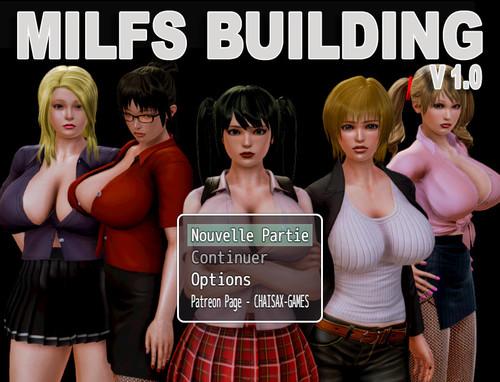 Milf's Building [v1.0] [CHAIXAS-GAMES]