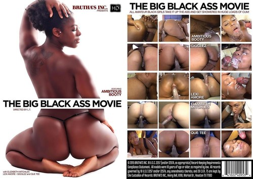 The Big Black Ass Movie (2016)