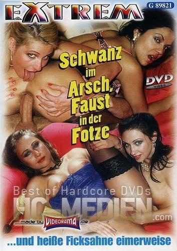 Shwanz im Arsch, Faust in der Fotze GERMAN