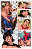 Tracy Scops - Daily Bugle - Spiderman comic for adults