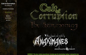 Cult of Corruption The Summoning by Anaximanes