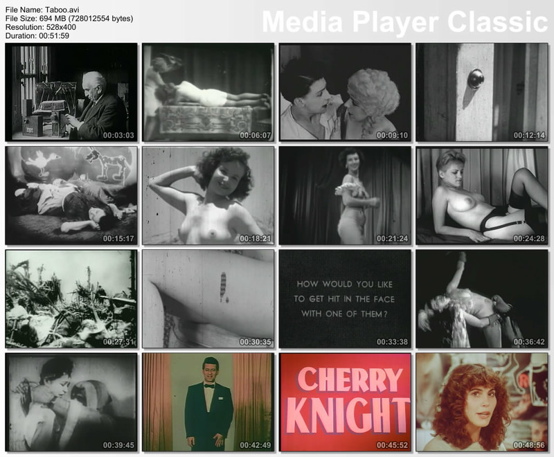 taboo the beginning of erotic cinema