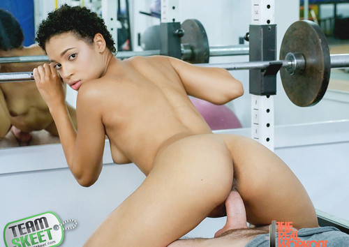 The Real Workout - Amethyst Banks (Personal Sex Trainer)