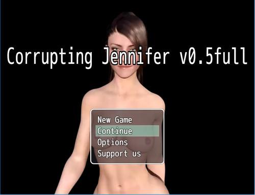 Corrupting Jennifer - Version 0.5 Full