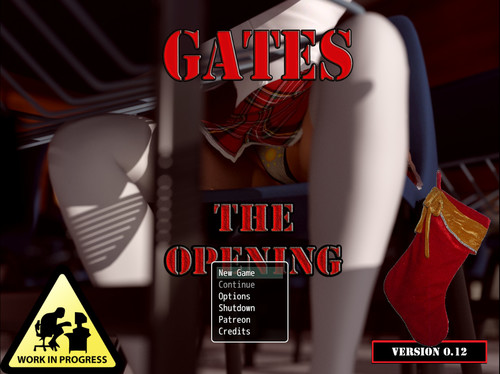 rjigbdlan5n9 - Gates The Opening - Version 0.12 + Walkthrough and Save [Dede Kusto]