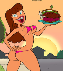 Artwork Collection My Favorite American Cartoon Teens and MILFS