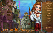 Wands and Witches Version 0.72a from Great Chicken Studio