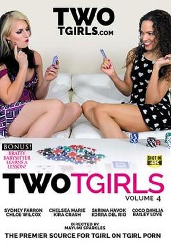 Two Tgirls Vol.4