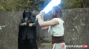 Adriana Chechik - Star Wars The Last Temptation sc4, HD