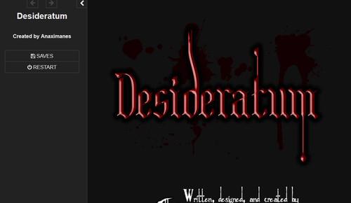 Desideratum - Demo Version