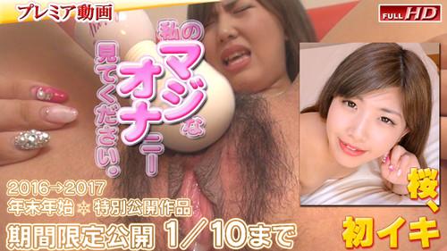 ガチん娘 gachip344 桜 -別刊マジオナ124