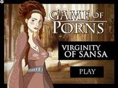 PC sex game - Game of Porns - Virginity of Sansa