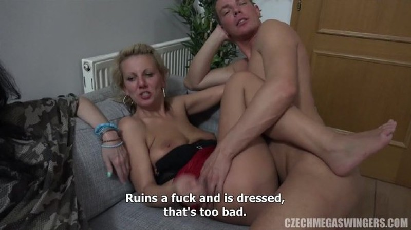 Czech mega swingers 20 part 5