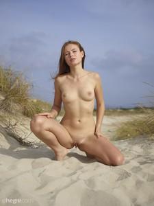 Jenna - Ibiza Nude Beach