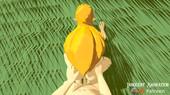 Innocentanimation - Zelda is going wild - Animated 3d comic