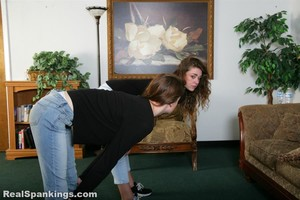 Two Girl Whoopin' In The Living Room (part 1) - image4