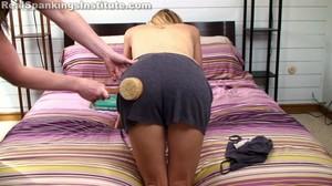 Monica Punished With Bath Brush - image4
