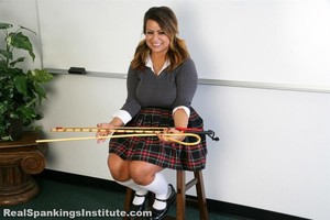 Interviewed And Caned - image1