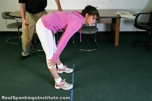 Jordyn And Syrena Paddled By The Dean (part 2 Of 2) - image6