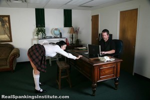 Jordyn Is Sent To See The Dean (part 2 Of 2) - image5