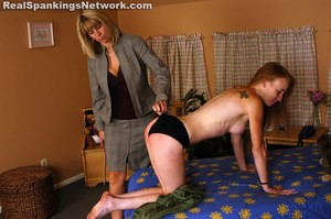 Jessica: Spanked In Her Room - image5