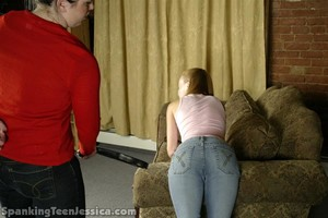 Spanked With A Belt - image3