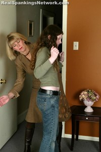 Spanked By Ms. Burns - image5