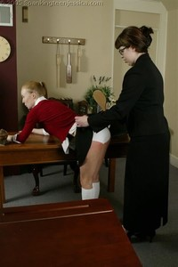 Jessica Spanked To Tears - image6