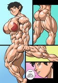 Sexy muscle girl in Pokkuti - Pinnacle of Physique ongoing